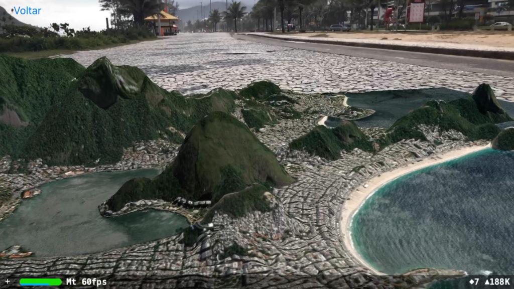 Mapas em Realidade Aumentada